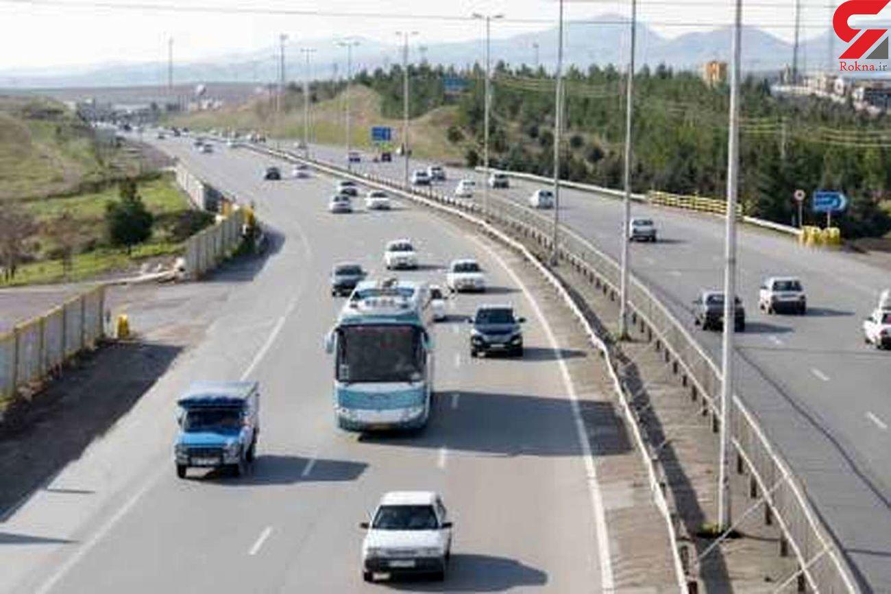 افزایش ۵۱ درصدی تردد در استان اردبیــل