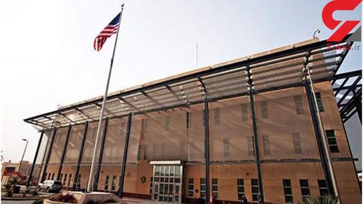 سفارت آمریکا از شهروندان خود خواست به مناطق برپایی تظاهرات بغداد نزدیک نشوند