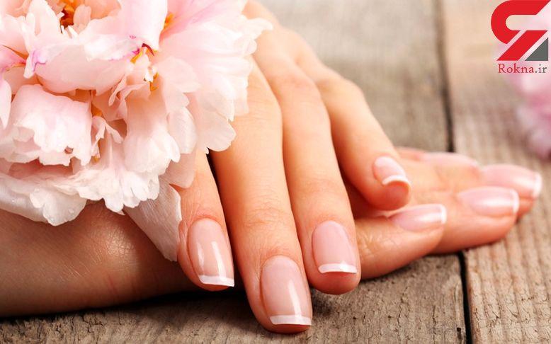 راز زیبایی ناخن هایتان در این نکات است!