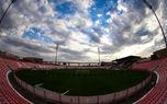 صندلیهای ورزشگاه راشد پیش از دیدار استقلال با الکویت تخریب شد