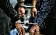 پایان فرار عامل جنایت خانوادگی در اهواز / قاتل با کلت کمری دست به قتل زده بود