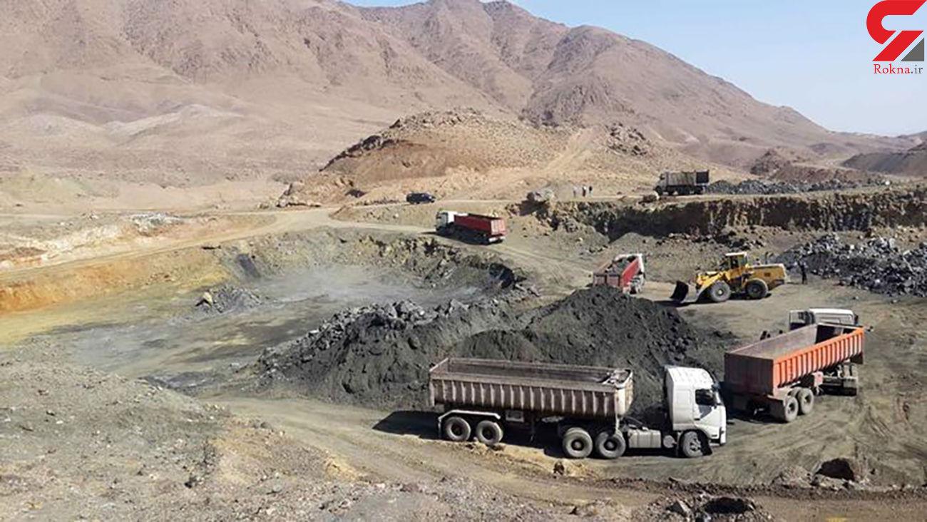 اسامی کشته و مصدومان حادثه معدن گیلانغرب اعلام شد +فیلم