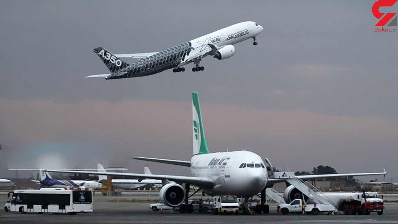 با تایید سازمان هواپیمایی ۸۰۰۰میلیارد تومان از جیب مردم به حساب ایرلاین ها پرواز می کند؟