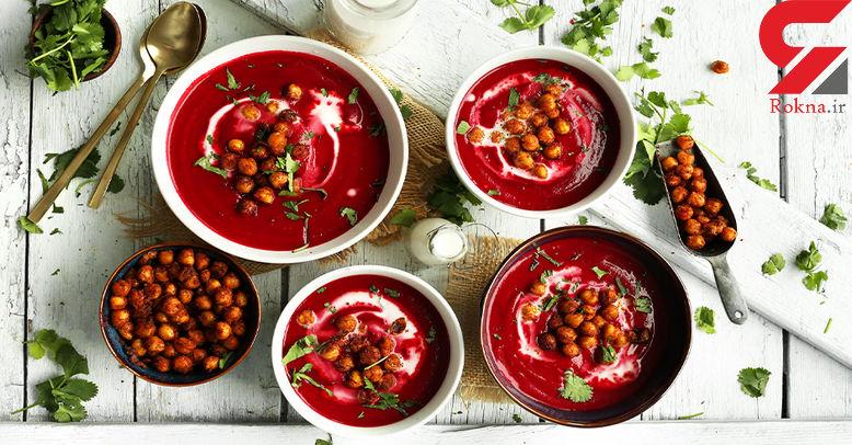 خوشمزه ترین سوپ پاییزی+دستور پخت