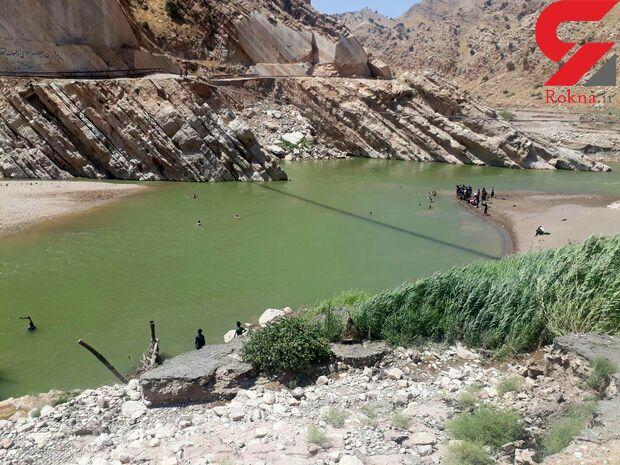 مرگ دلخراش جوان 25 ساله لردگانی / در رودخانه خرسان غرق شد