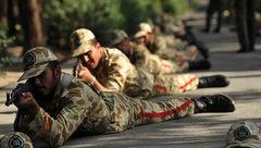 طرح خدمت سربازی به پایان رسید