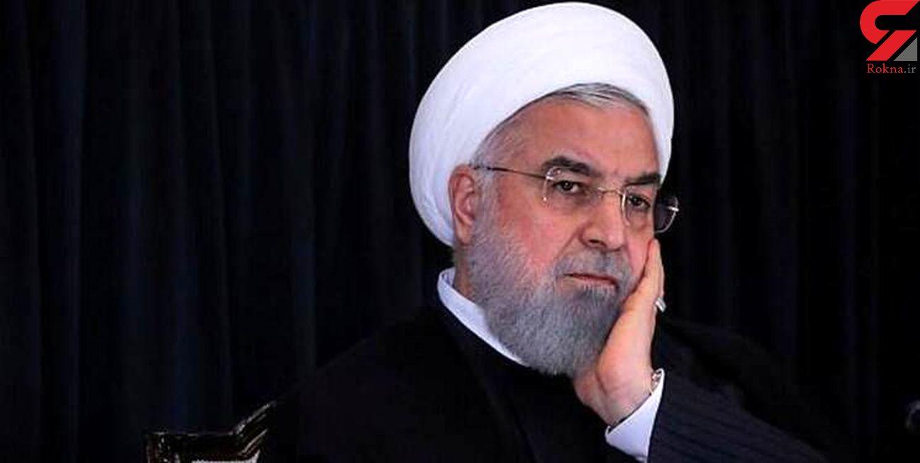 روحانی از روز ارتش برای القای دوقطبی در آستانه انتخابات 1400 بهره برد