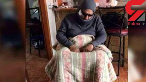 شهرداری که معلول شد تا مچ کارمندانش را بگیرد ! + عکس