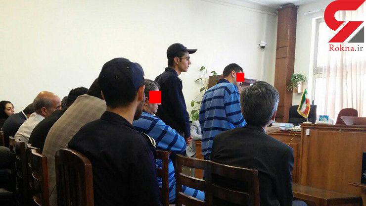 اعتراف داماد خشن به آتش سوزی مرگبار در سعادت آباد تهران /  2 زن و 2 مرد کشته شدند+ عکس