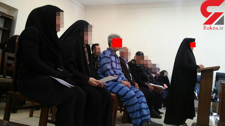 از رضا خواستم تا از زنم خواستگاری کند ! / او عاشق زنم شد و من کشتمش + عکس