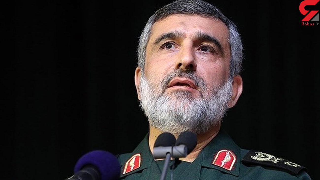 IRGC Aerospace Chief: Enemies to Pay Price for Assassinating Iranian Scholar
