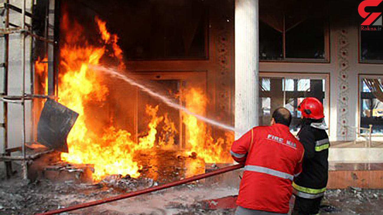 نشت گاز آبگرمکن در دزفول حادثه ساز شد