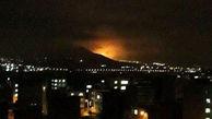 صدای مهیب انفجار در محوطه پتروشیمی سنندج چه بود؟