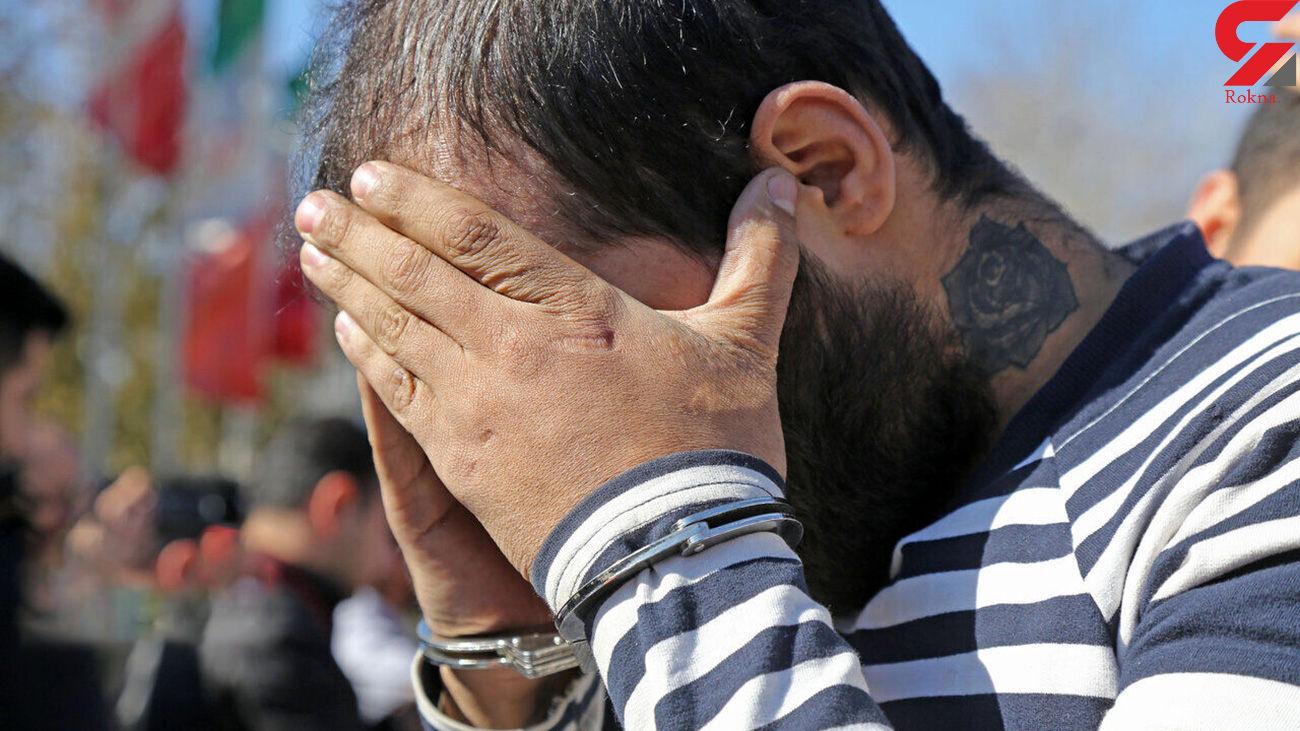دستگیری عاملان آتش سوزی های ایران در مسجدسلیمان