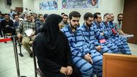 مریم هاشمی  20 سال در  زندان می ماند و 74 ضربه شلاق می خورد !