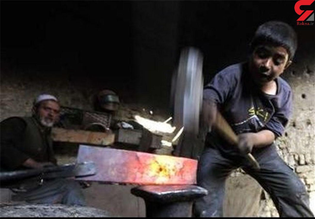 آسیب های ورود زود هنگام کودکان به دنیای کار