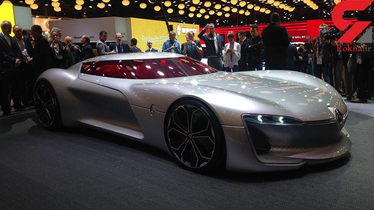 زیبا ترین ماشین جهان را ببینید ! + عکس و فیلم