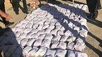 کشف 4 تن مواد مخدر در همدان