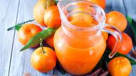 کنترل فشارخون با شربت نارنگی+ دستور تهیه در خانه