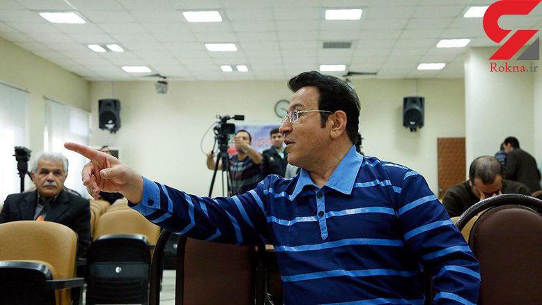مدیرخراسانی : صدور حکم اعدام برای هدایتی وجود ندارد