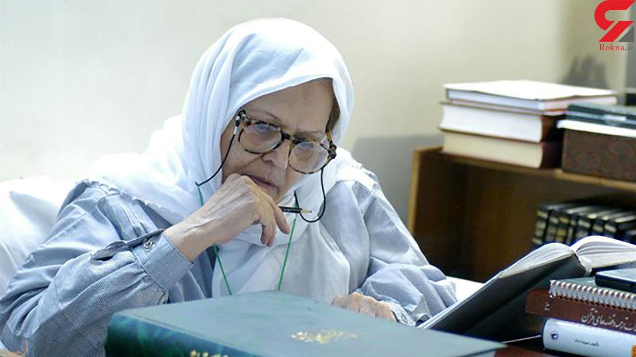 طاهره صفارزاده در «شب ادبیات»