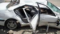 حادثه واژگونی پژو پارس در محور تهران - فیروزکوه با یک مصدوم