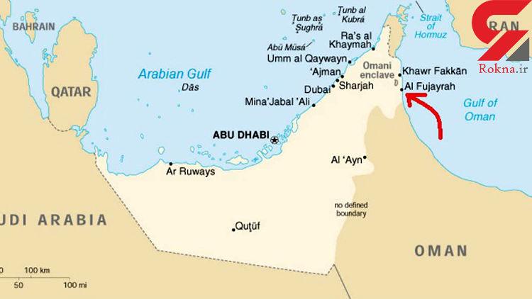 اسرائیل در انفجار نفتکشها در فجیره نقش دارد