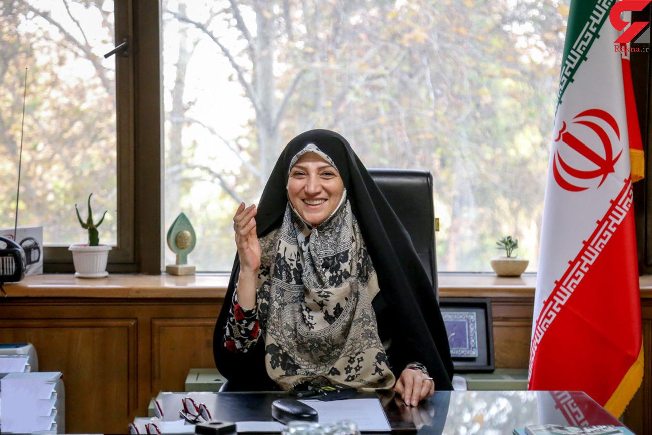 نژاد بهرام: اگر حزب تصمیم بگیرد نامزد ریاست جمهوری می شوم / احمدی نژاد هم وزیر نبود اما رئیس جمهور شد