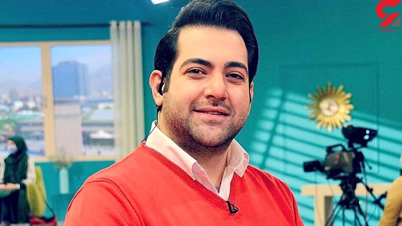 مجری معروف صداسیما با ماشین میلیاردی + عکس