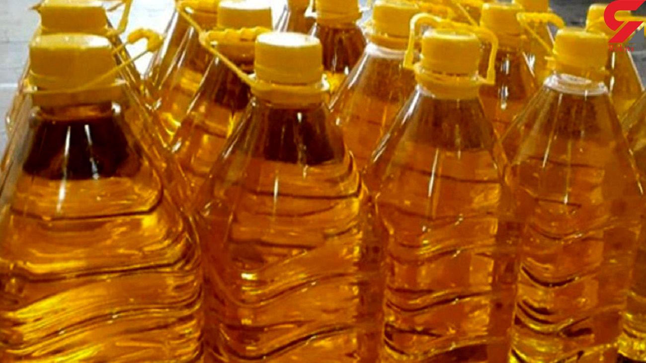 توزیع روغن در بازار افزایش یافت