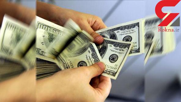 آخر هفته قیمت دلار بالا کشید+قیمت ارز در بازار امروز