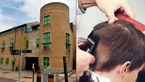 8 ماه زندان جزای آرایشگری که مشتری را کچل کرد! +عکس