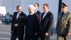 روحانی عازم ترکیه شد