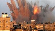 جنگندههای سعودی در سه روز ۱۰۰ بار یمن را بمباران کردند