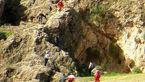 تصاویر 18 ساعت جست و جو برای یافتن 7 زن گردشگر در ارتفاعات زرقان + جزئیات