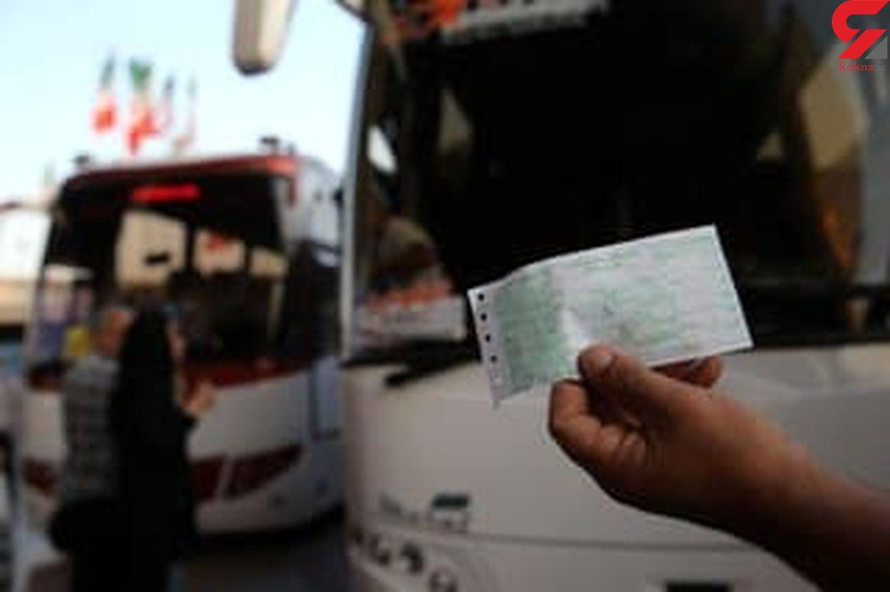 ممنوعیت فروش بلیت اتوبوس و تاکسی بینشهری به کروناییها / آغاز استعلامگیری از فردا