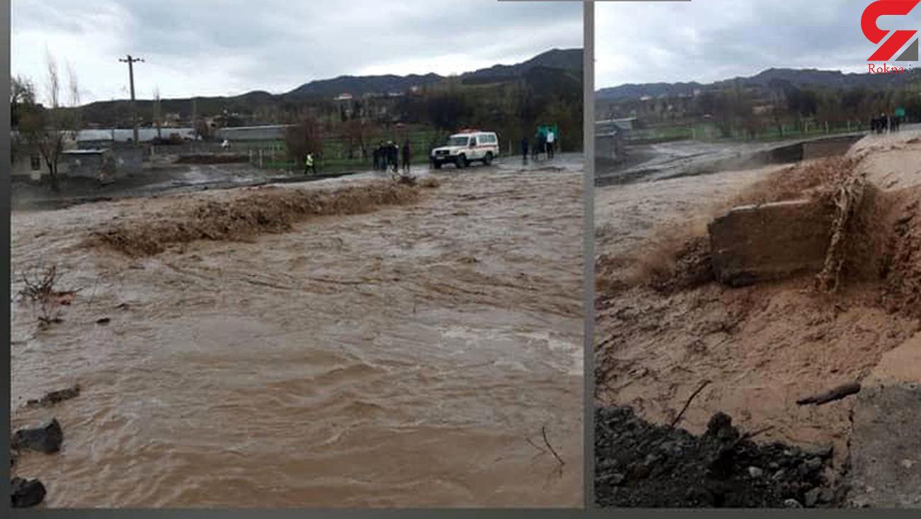 مرگ 2 نوجوان اردبیلی در سیلاب امروز