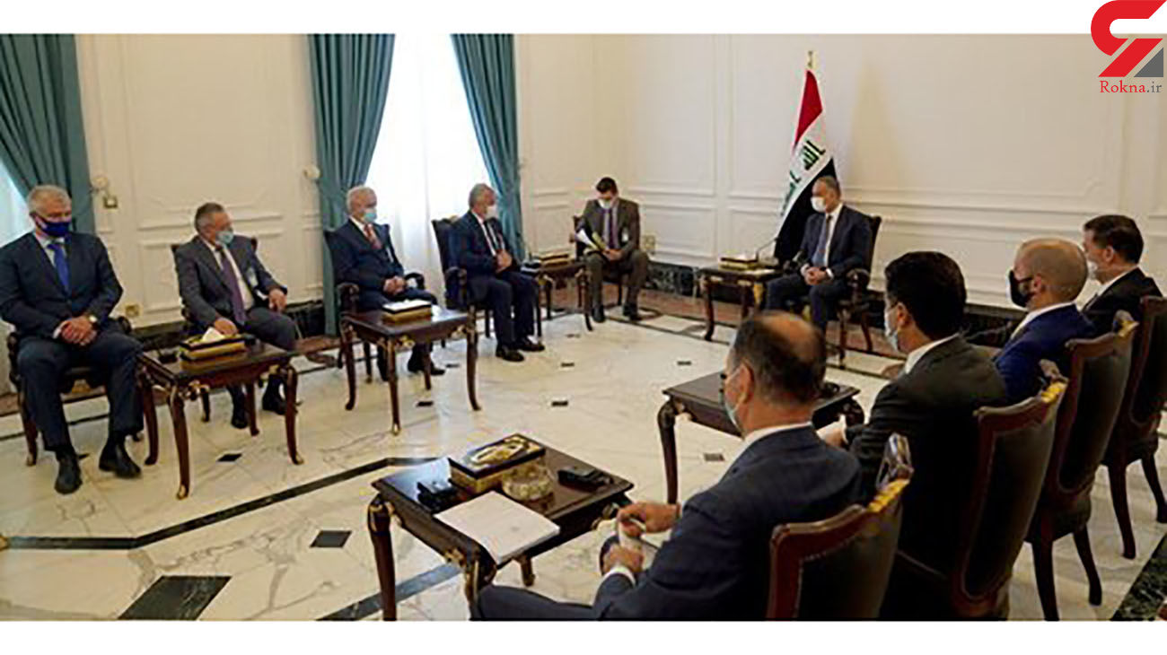 دیدار نماینده ویژه پوتین با نخستوزیر عراق