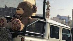 حضور خواننده معروف در جشن تولد لاکچری یک سگ خانگی در تبریز !