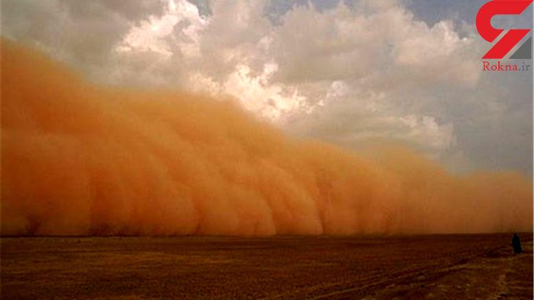 طوفان در کرمان