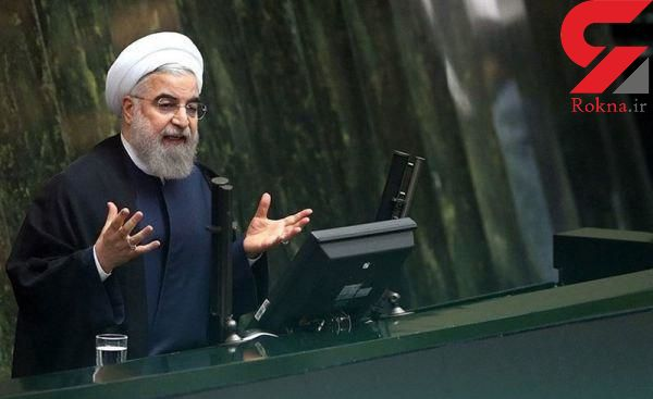 روحانی: بعد از 16 ماه مقاومت، نگاه دنیا نسبت به ما عوض شده است