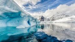 گوش دادن به موسیقی یخ ها از تغییرات آب و هوا خبر می دهد