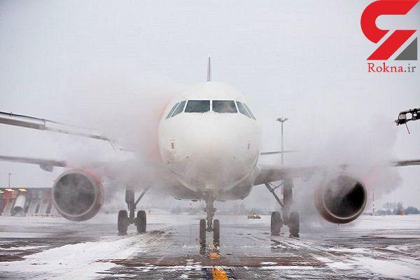 پروازهای فرودگاه ایلام لغو شدند