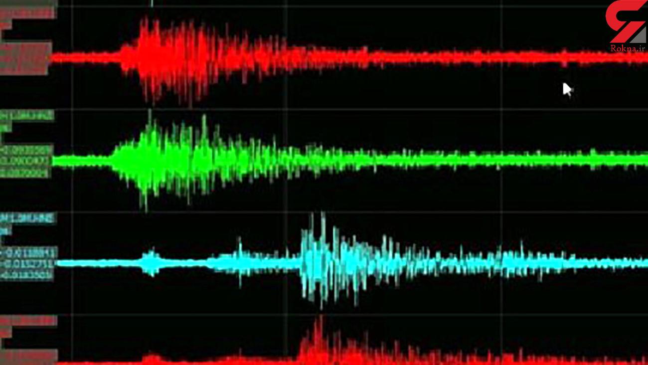 زلزله در 2 استان ایران / کردستان و فارس لرزید