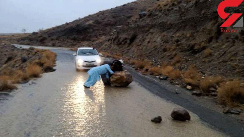 هفت مسیر ارتباطی جنوب سیستان و بلوچستان بسته است
