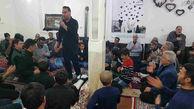 مراسم شهادت حضرت فاطمه زهرا (س) و شهید سردار سلیمانی در خان آباد کبودر آهنگ+عکس