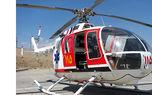 هلیکوپتر اورژانس خوزستان برای نجات نوزاد بدحال به پرواز درآمد