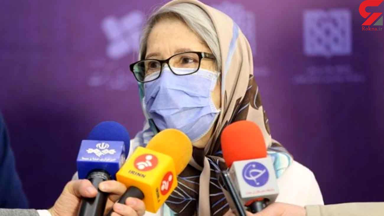 دکتر مینو محرز واکسن کرونا ایرانی دریافت کرد + فیلم