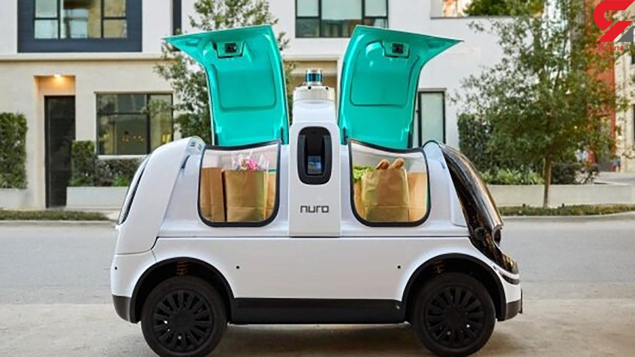 آغاز تحویل اقلام تجاری با خودروهای خودران در کالیفرنیا