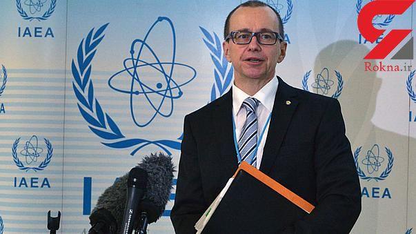 استعفای ناگهانی مسئول عملیات بازرسی آژانس بینالمللی انرژی اتمی